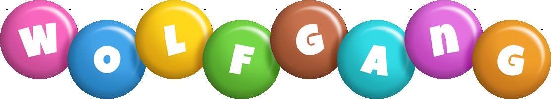 Wolfgang candy logo