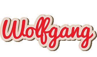Wolfgang chocolate logo