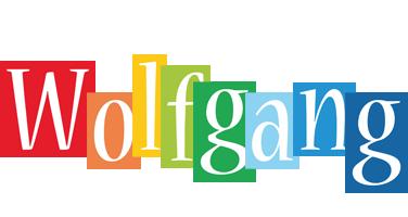 Wolfgang colors logo