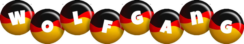 Wolfgang german logo