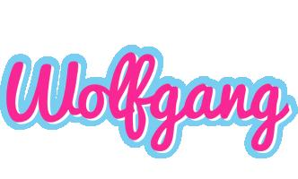 Wolfgang popstar logo