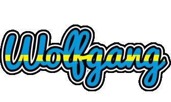 Wolfgang sweden logo