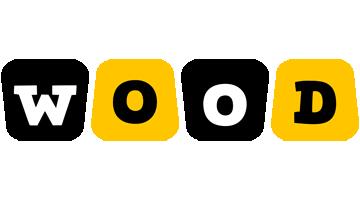 Wood boots logo