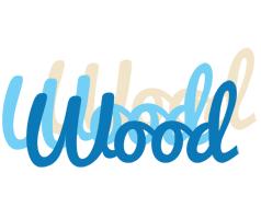 Wood breeze logo