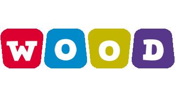 Wood daycare logo