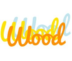 Wood energy logo