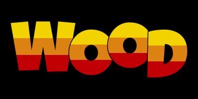 Wood jungle logo