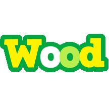 Wood soccer logo