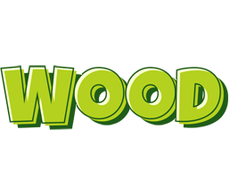 Wood summer logo