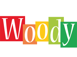 Woody colors logo