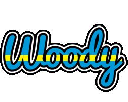 Woody sweden logo