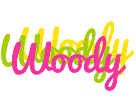 Woody sweets logo