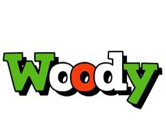 Woody venezia logo
