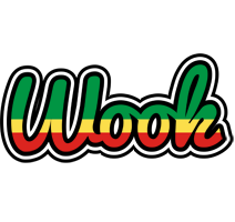 Wook african logo
