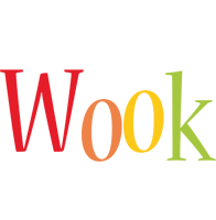 Wook birthday logo