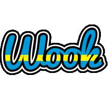 Wook sweden logo