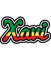 Xavi african logo