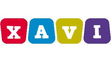 Xavi daycare logo