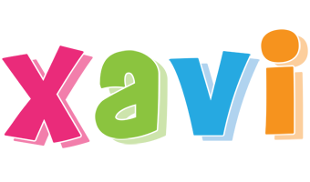 Xavi friday logo