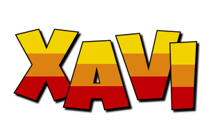 Xavi jungle logo