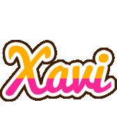 Xavi smoothie logo