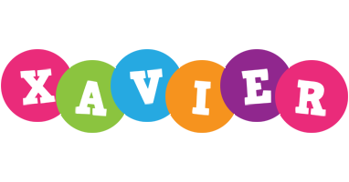 Xavier friends logo