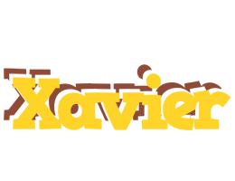 Xavier hotcup logo
