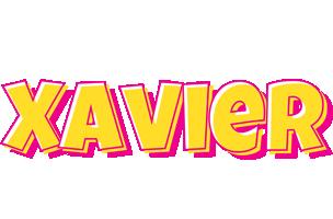 Xavier kaboom logo