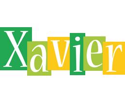 Xavier lemonade logo