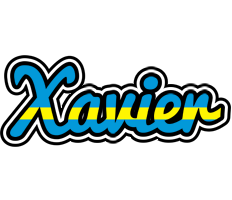 Xavier sweden logo