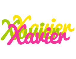 Xavier sweets logo