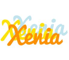Xenia energy logo