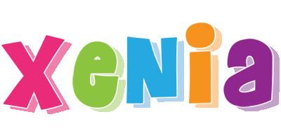 Xenia friday logo