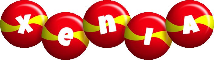 Xenia spain logo