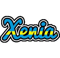 Xenia sweden logo