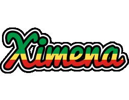 Ximena african logo