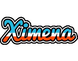 Ximena america logo