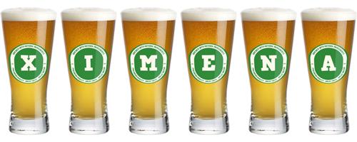 Ximena lager logo
