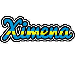 Ximena sweden logo