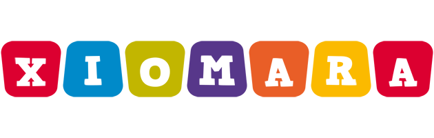 Xiomara daycare logo