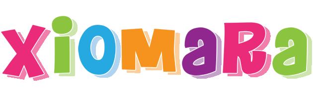 Xiomara friday logo