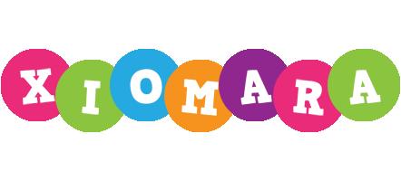 Xiomara friends logo
