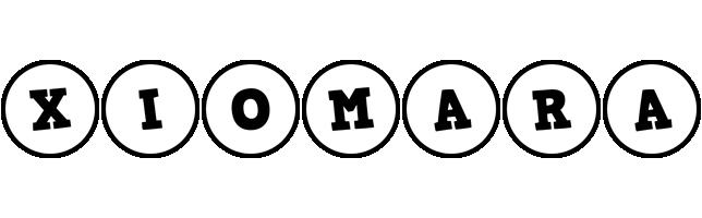 Xiomara handy logo