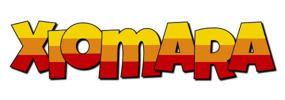 Xiomara jungle logo