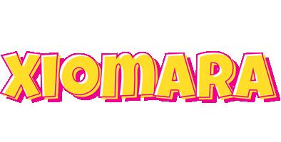 Xiomara kaboom logo