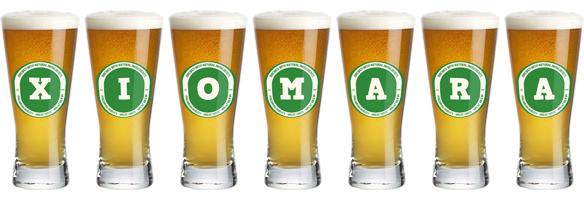 Xiomara lager logo