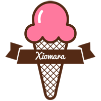 Xiomara premium logo