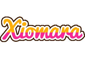 Xiomara smoothie logo