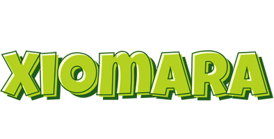 Xiomara summer logo