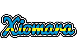 Xiomara sweden logo